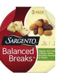 Plymouth Wi Balanced Breaks A New Snack Combination From Sargento Foods Inc Featuring Natural Cheese Roasted Nuts And Dried Fruits Hit The Dairy Aisle
