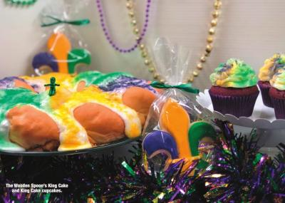 The Forum News 318 Forum King Cake Contest