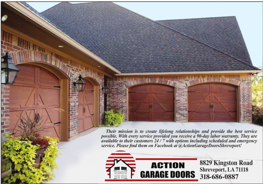 Action Garage Doors   Forum News