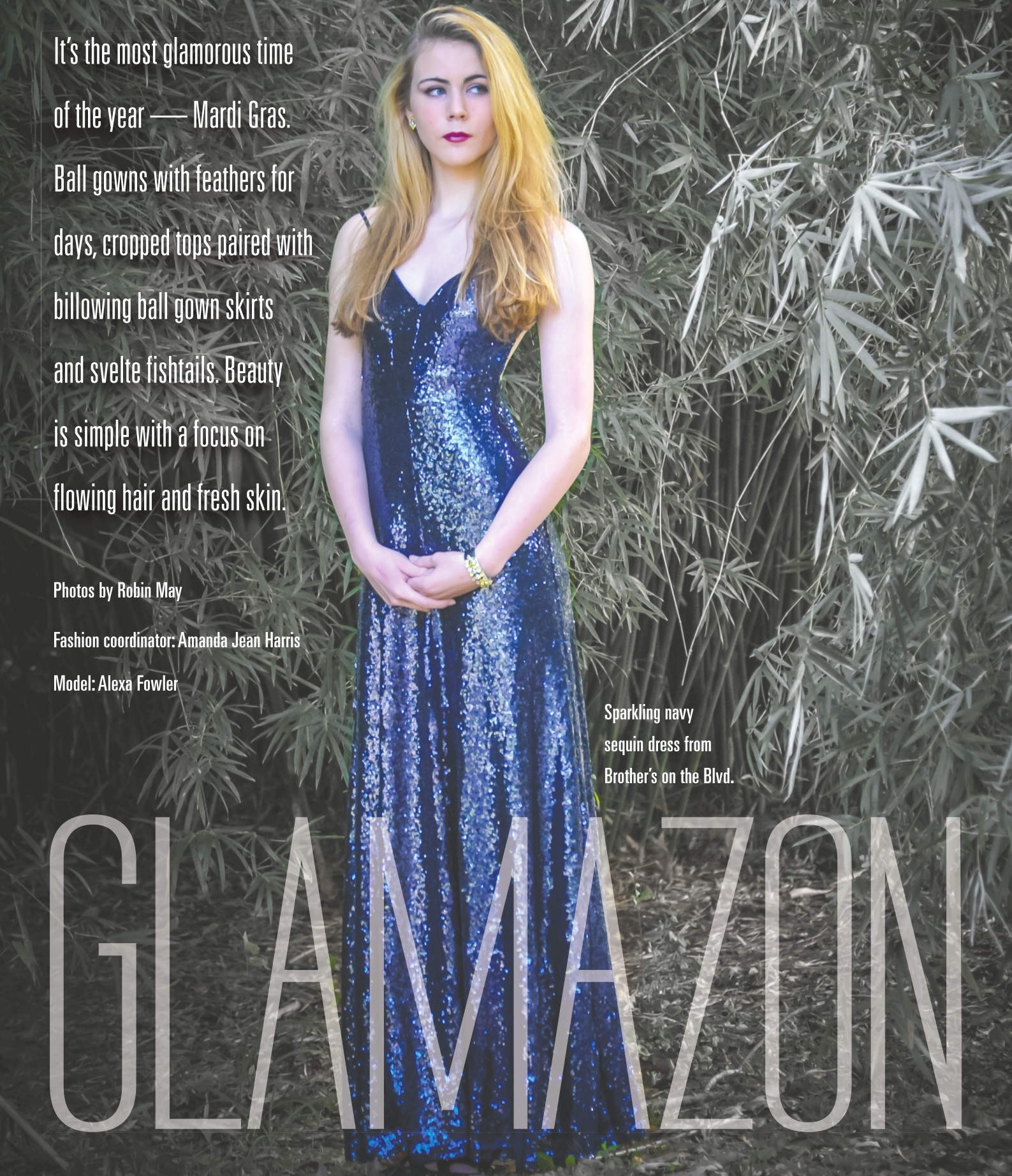 GLAMAZON - The IND