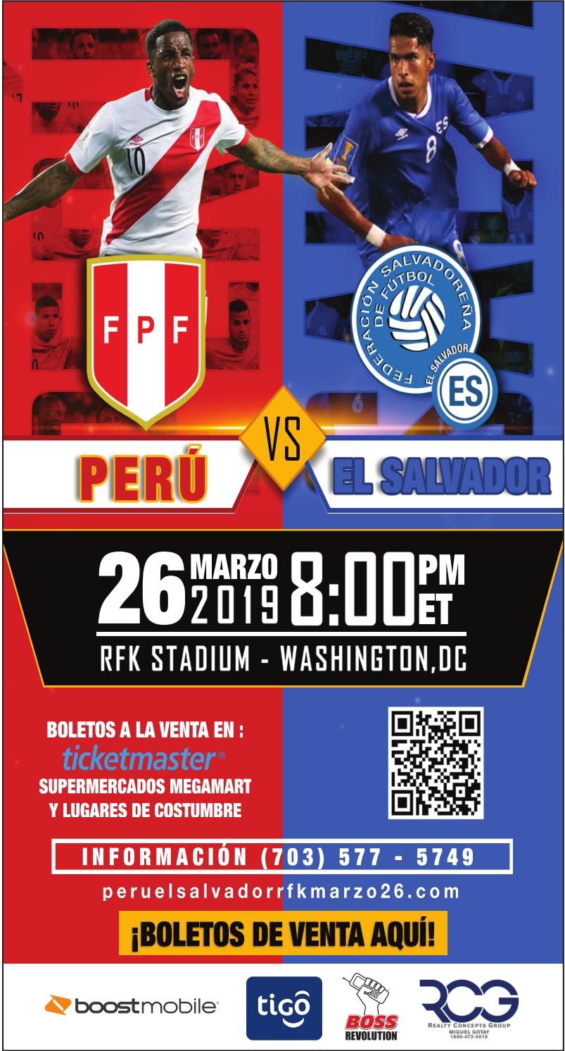Juego amistoso contra  Peru el martes 26 de marzo del 2019. 15532165585c94342eebca8